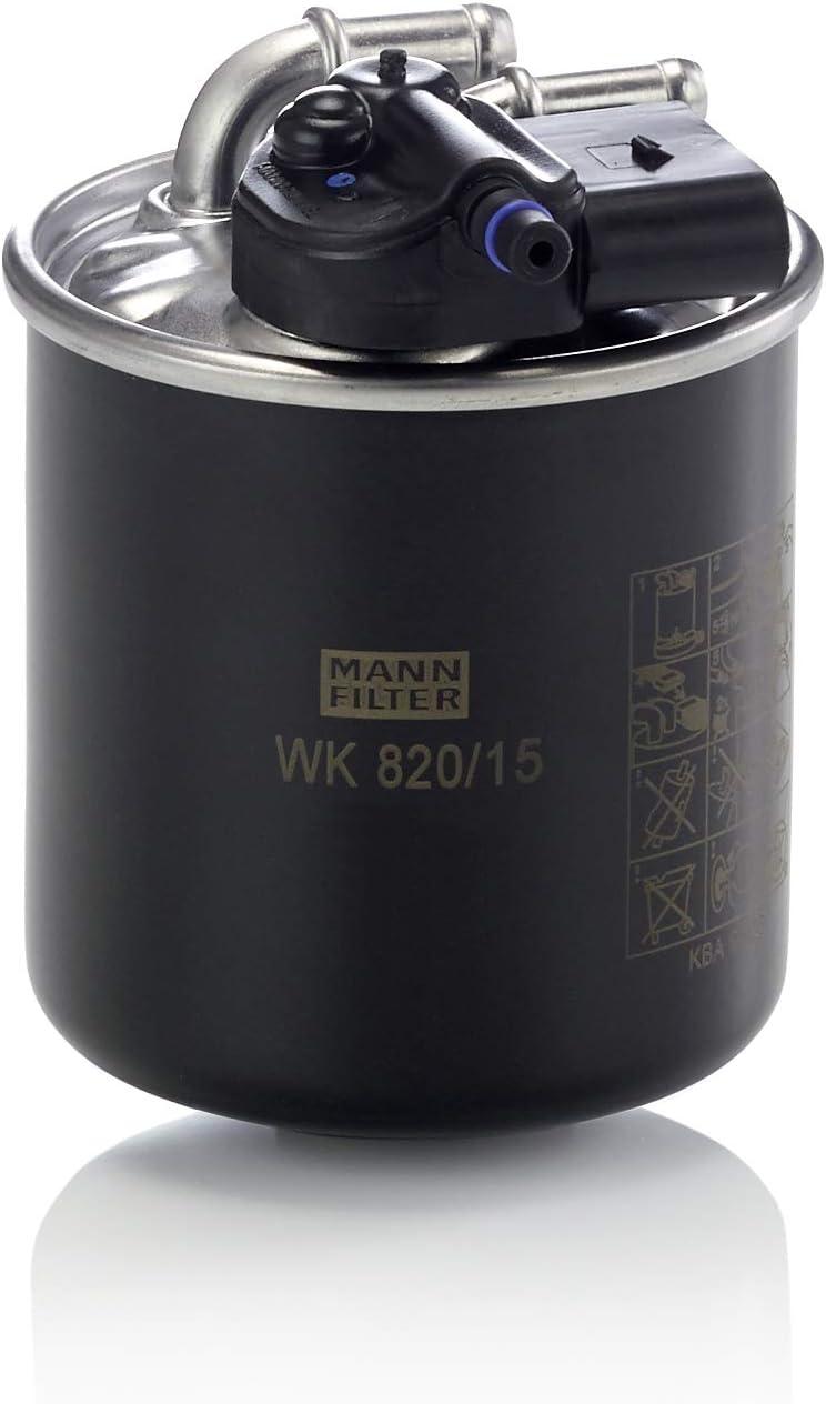 Mann Filter WK820//15 Kraftstofffilter