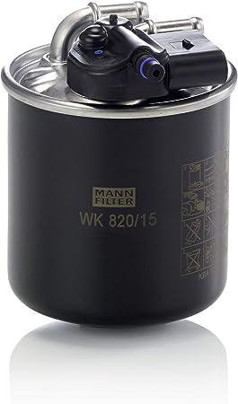 Original Mann Filter Kraftstofffilter Wk 820 15 Für Pkw Auto
