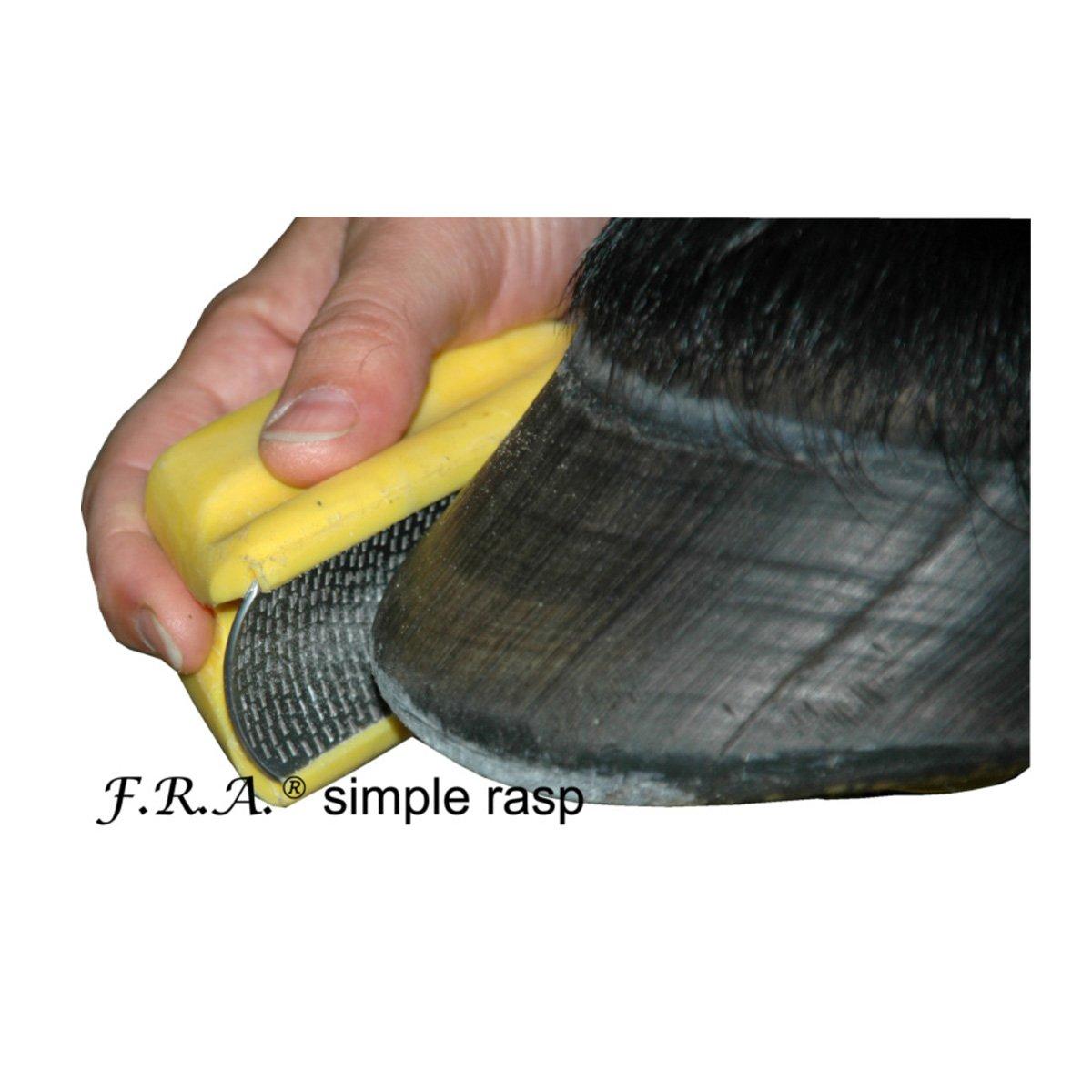 Simple Rasp Hufraspel F.r.a. grob//rot