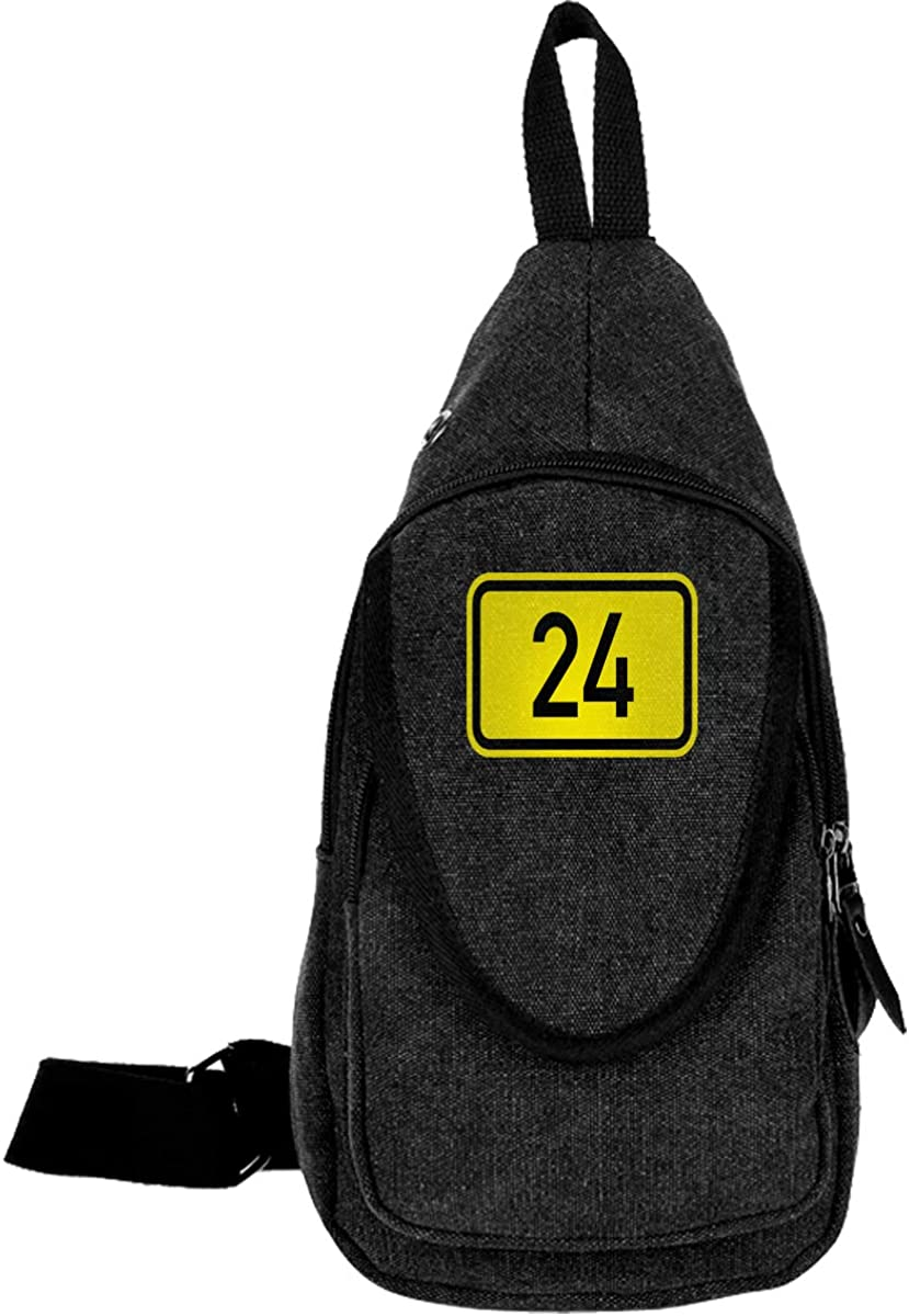 24 Daypack For Men Women Crossbody Bag Casual Running