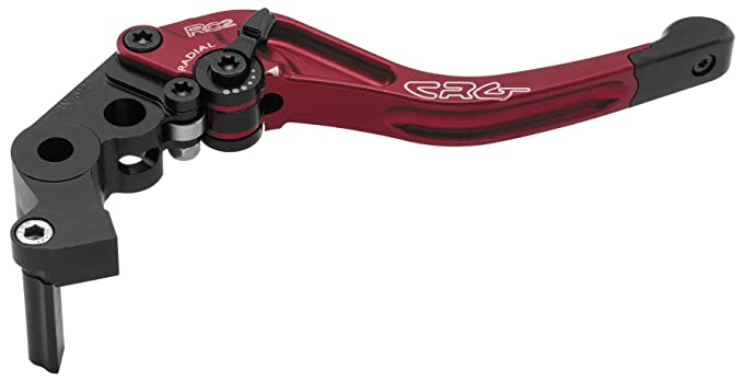 Auto Parts & Accessories CRG 2RN-512-H-R RC2 Levers Short Red Brake Lever