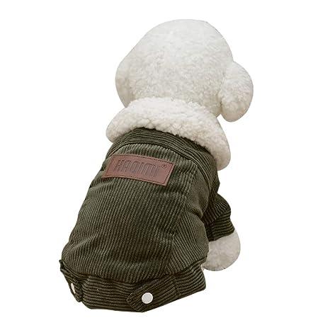 MIOIM Pink Dog Ropa Bulldog Francés Invierno Ropa para Perros para Perros pequeños Caliente Traje Pugs