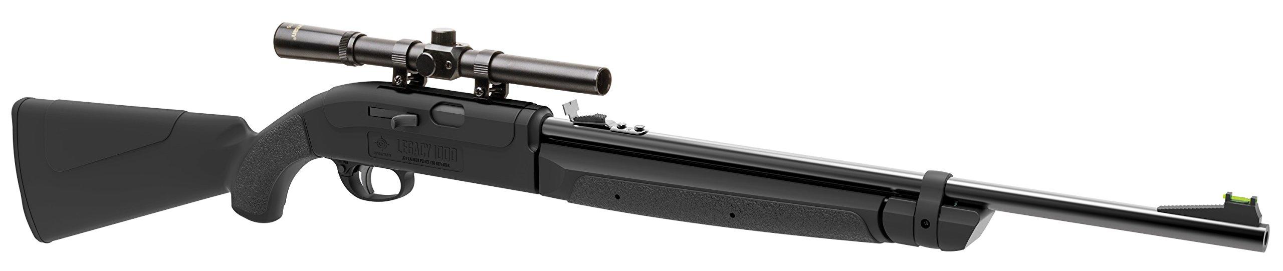 Crosman Legacy 1000 Single Shot, Variable Pump Air Rifle CLGY1000KT by Crosman