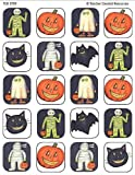 Teacher Created Resources Halloween Stickers from Susan Winget, Multi Color (5729)