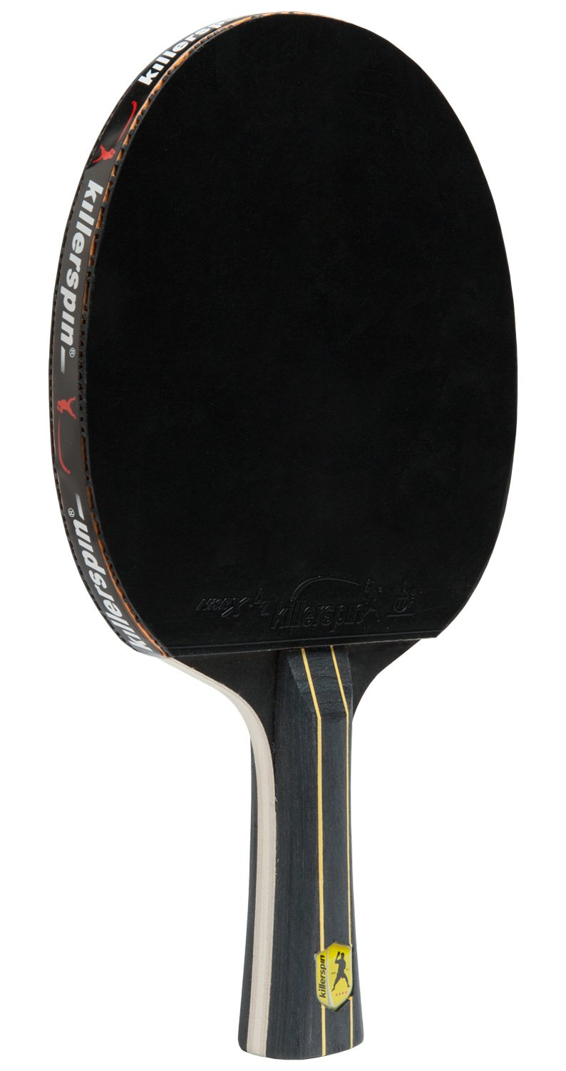 Killerspin Jet Black Combo Review Table Tennis Paddle