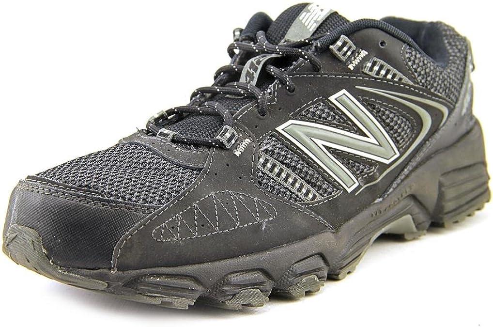 New Balance Black 412 Extra Wide Trail