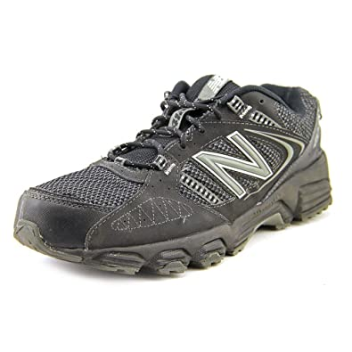 6f93d70e3f6 New Balance Black 412 Extra Wide Trail Running Shoes - Men