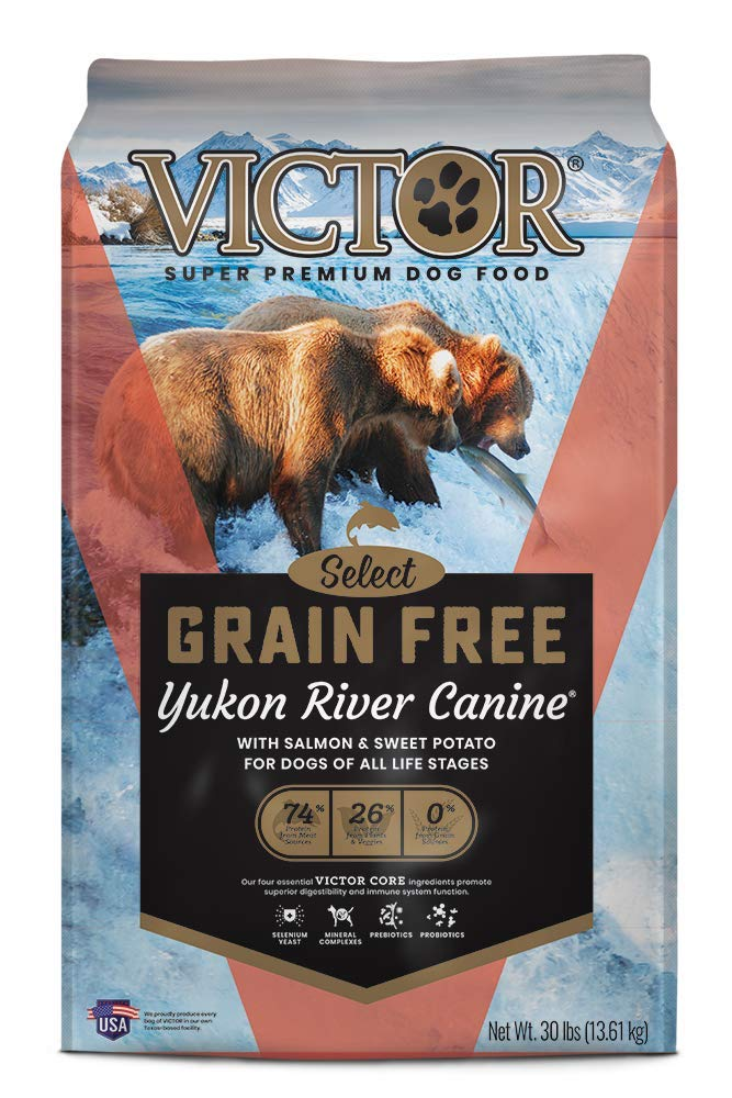 VICTOR Select – Grain Free Yukon River Canine, Dry Dog Food