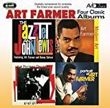 4 Classic Albums - Art Farmer-Portrait / Modern / Featuring Gigi Gryce / Jazztet