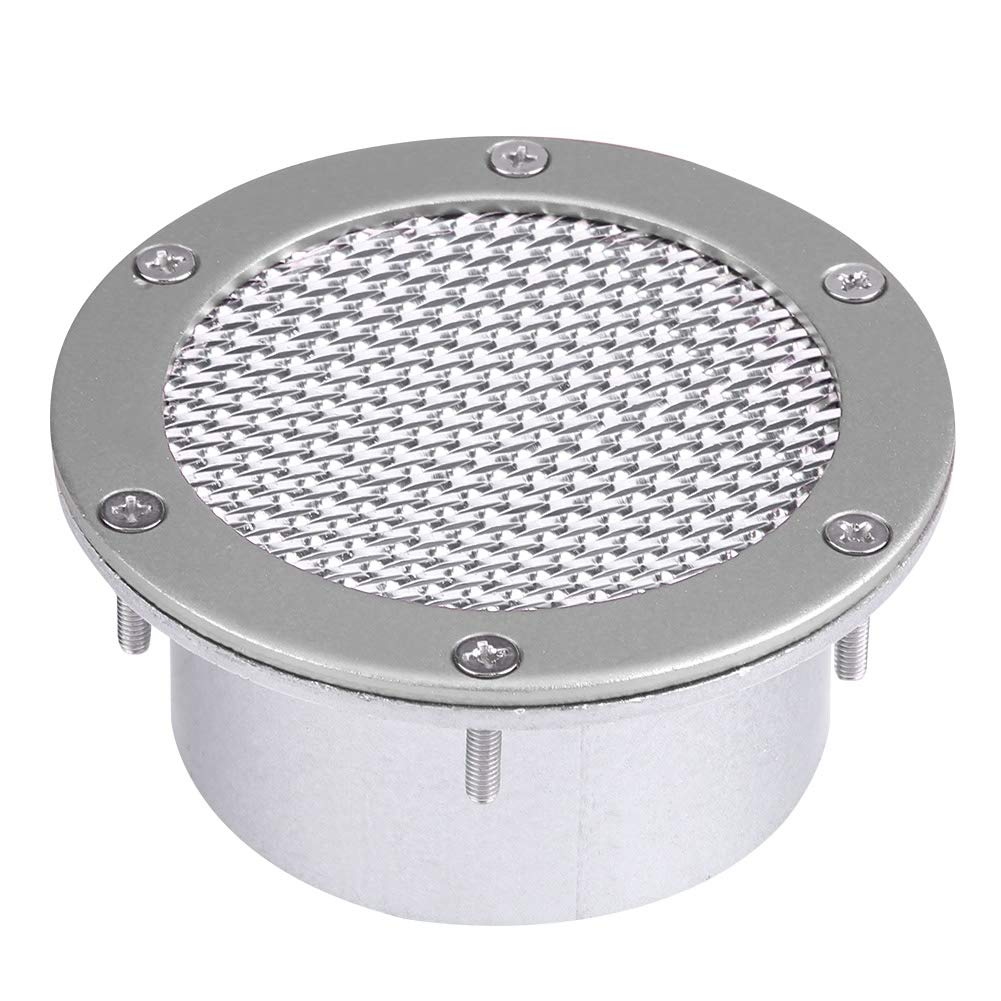 1# koulate Air Vent Air Duct Grille Vent,Universal Car Air Vent for Cold Air Intake Bumper Vent Inlet