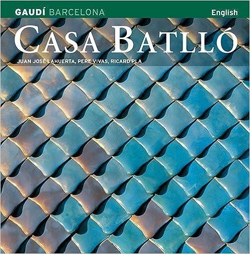 Book Casa Battlo: Gaudi by Ricard Pla (2003-01-01)