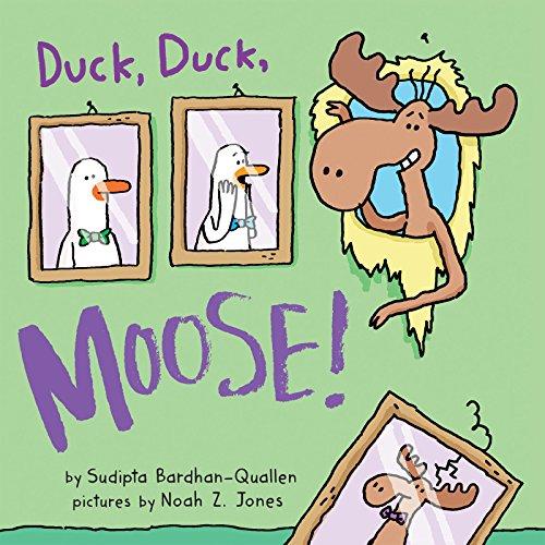 One Moose - Duck, Duck, Moose! (Single Title (One-Off))