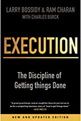 Execution: The Discipline of Getting Things Done Paperback