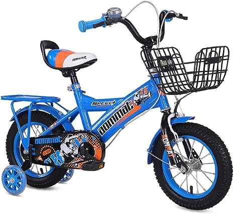 Brothers HouseYX Bicicleta para niños y niñas, Bicicleta 12/14/16 ...