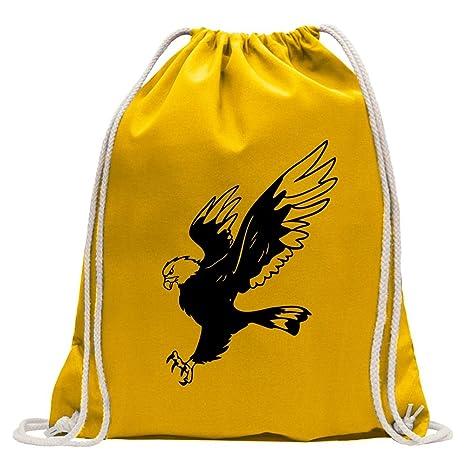 Falco Aquila Divertente Ovest zaino Kiwistar Volo Aquila t6qxRRz