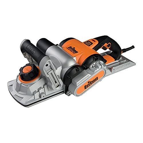 Adjustable Triple-Blade Thickness Planer review