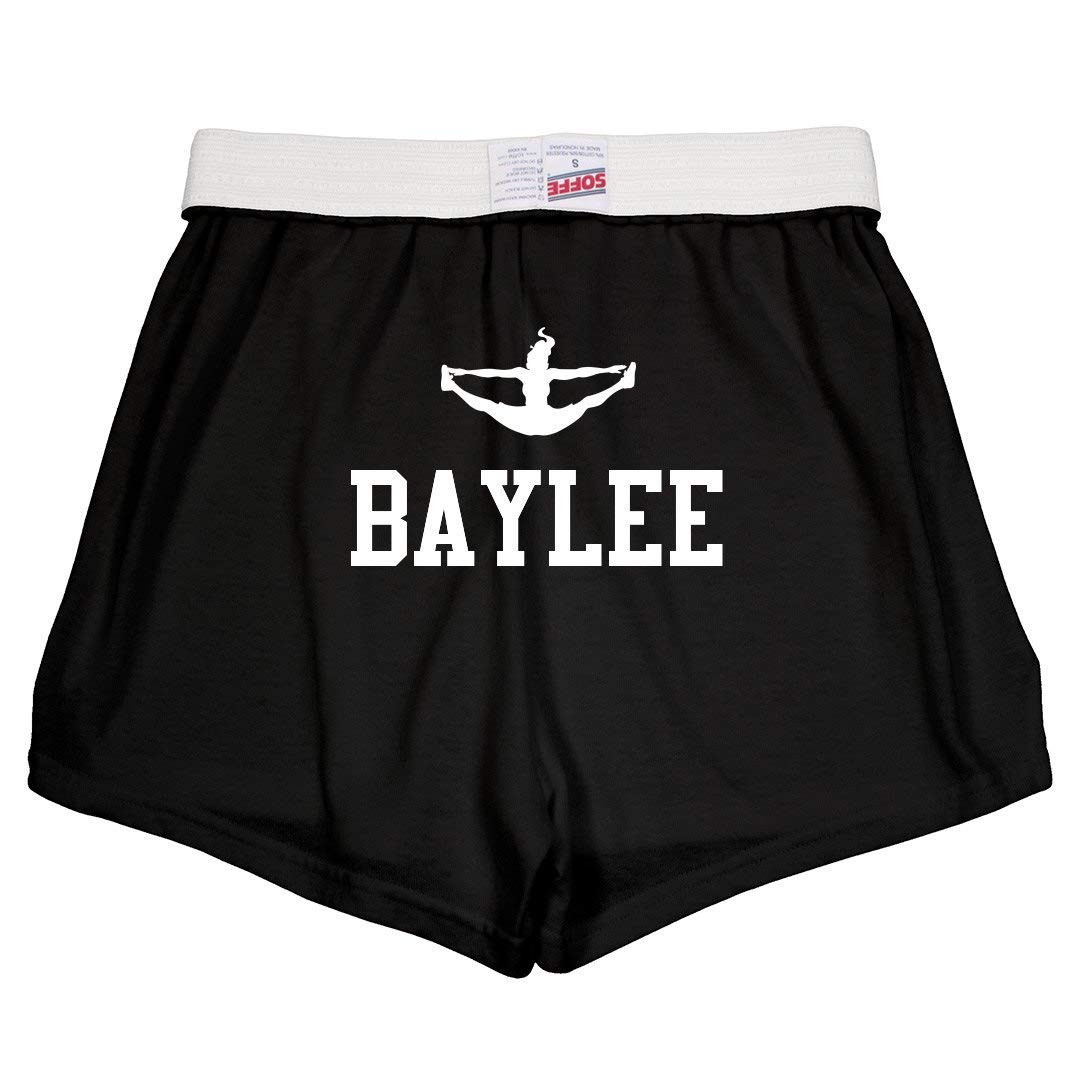 Baylee Cute Cheer Practice Youth Soffe Shorts
