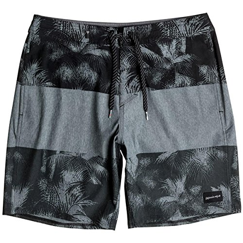 - Quiksilver Mens Tijuana 19 Boardshort 38 Quiet Shade