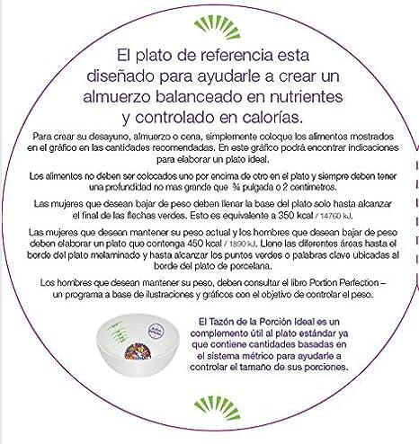 Amazon.com | Bariatric Portion Control Plate 8