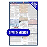 2018 Nevada (Spanish) Labor Law Poster – State, Federal, OSHA Compliant – Laminated Mandatory All in One Poster