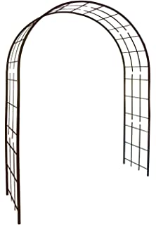 Louis M/ühle Pack 4/Quadratrohr-Bodenh/ülsen Eisen antik 2/x 2/x 45/cm 3526
