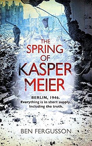 book cover of The Spring of Kasper Meier