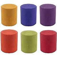Heaviesk Studio Accesorios de fotografía DIY Colorido Pastel de Humo Fabricante de Efecto de Humo para Fiesta Estudio Fotografía Fondo de Niebla de Humo Pastel Redondo