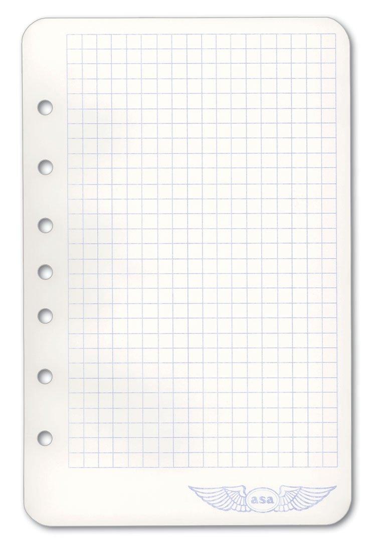 ASA 7-ring Style Notepad