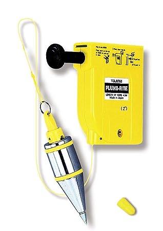 10 oz Tajima PQB-300 Plumb Rite Quick Stabilizing Plumb Bob