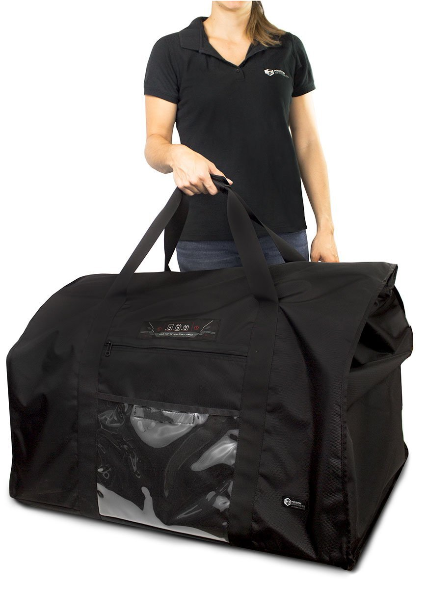 Mission Darkness Revelation EMP Shield for Generators and Extra-Large Electronics. Military-Grade Faraday Bag Designed for EMP/CME Protection, Forensic Investigators, preppers, and Personal Security by Mission Darkness (Image #5)