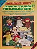 Cabbage Patch Kids Designer Clothes (#7686)