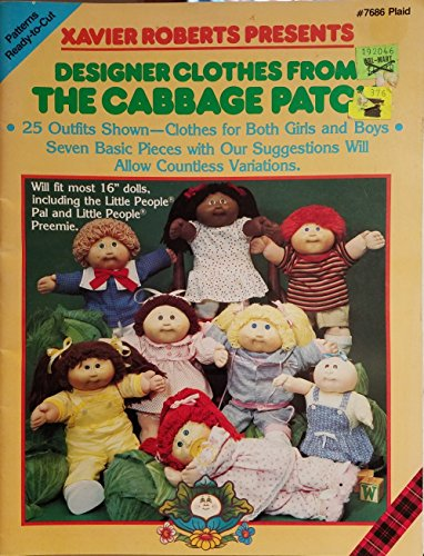 Cabbage Patch Kids Designer Clothes (#7686) (Xavier Cabbage Patch Kids)
