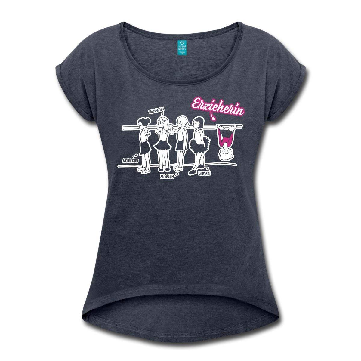 Erzieherin Und So Viel Mehr Frauen T-Shirt