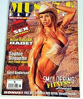 Desiree ellis 03 - female bodybuilder