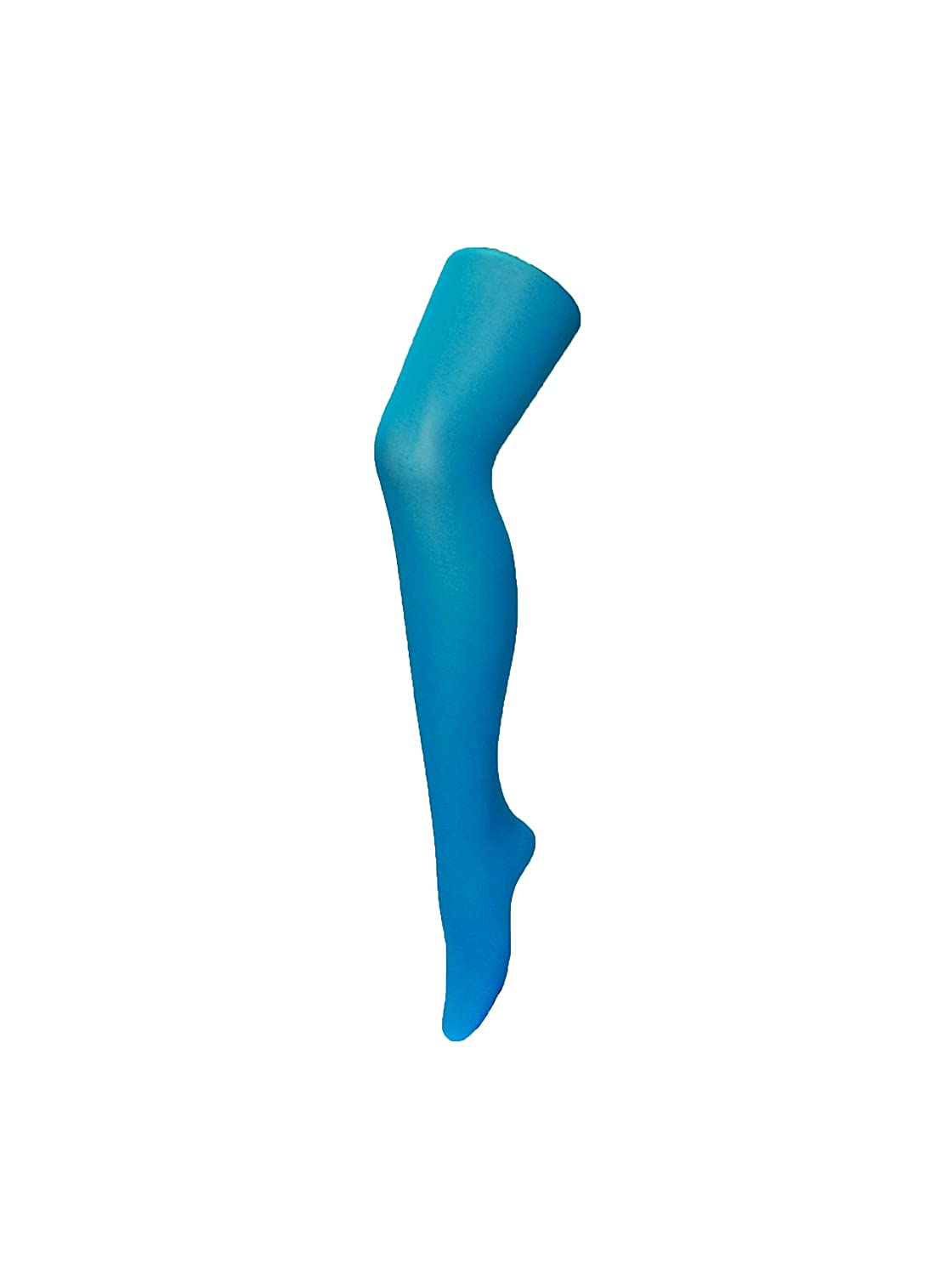 54f4e5d857128 Sock Snob 40 Denier Designer Neon Tights One Size 4-10 US (AQUA Blue) at  Amazon Women's Clothing store: