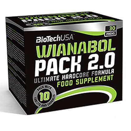 Biotech USA Wianabol Estimulante de Testosterona - 1000 gr