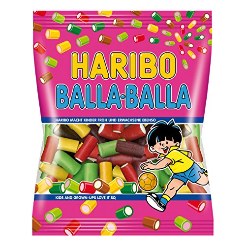 Haribo Balla-Bally Gummy Candy 175g/6.17oz