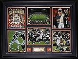 Midway Memorabilia broncos-50-6photo Denver Broncos Superbowl 50 Manning Miller Von Sanders - 6 Photograh Frame