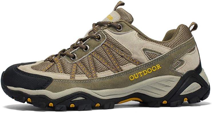 Zapatillas de Senderismo Hombre Mujer Zapatos Trekking Calzado de ...