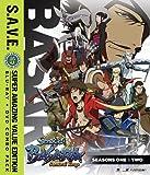 Sengoku Basara: Samurai Kings Seasons 1-2 + OVA S.A.V.E. (Blu-ray/DVD Combo)