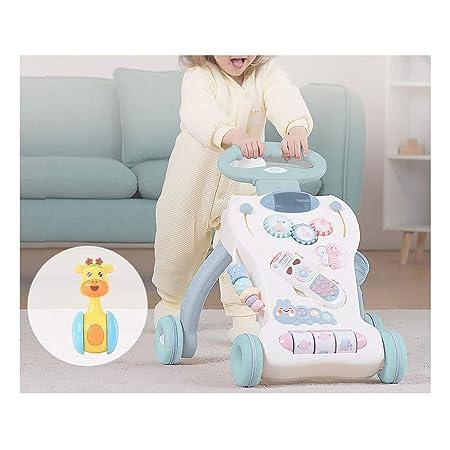 CX ECO Baby Walker Niños pequeños Early Trolley Aprendizaje de pie ...