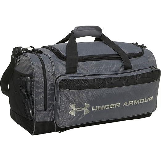 Amazon.com  Under Armour Adult Team Duffle,Graphite,24.5