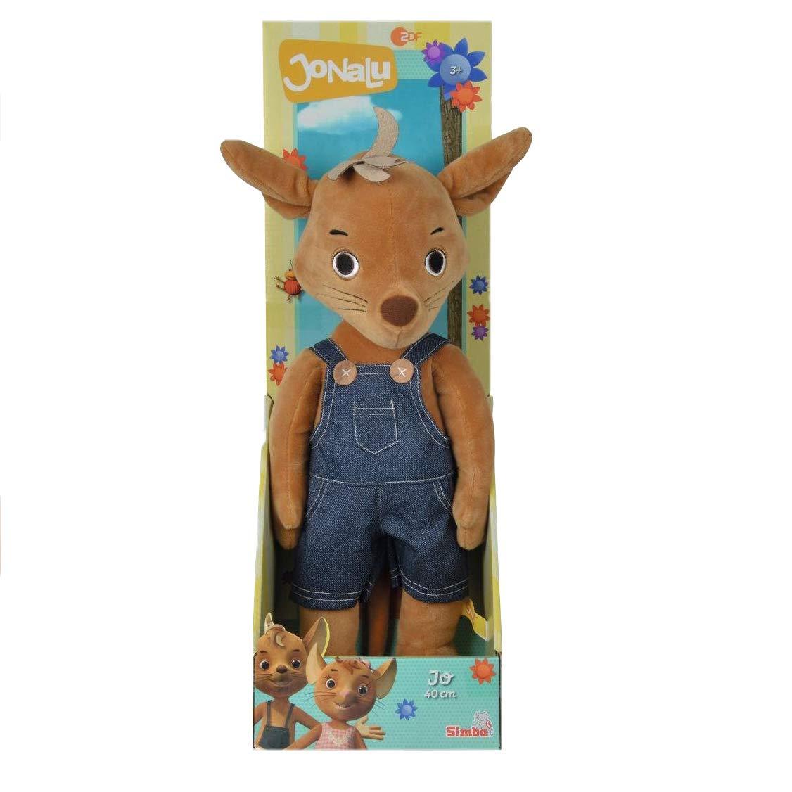 Simba 109371001 - Jonalu Jo Plü schfigur, 40 cm Simba Toys