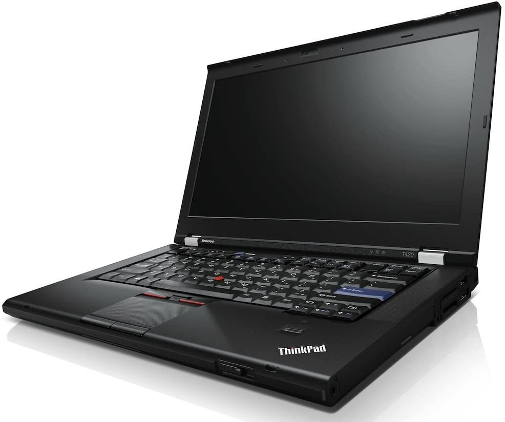 "Lenovo ThinkPad T420 Business Laptop - Windows 10 Pro - Intel Core i5-2520, 256GB SSD, 8GB RAM, 14.0"" HD (1366x768) Anti-Glare Display, ThinkLight Keyboard Light, DVD/CD-RW Drive, VGA"