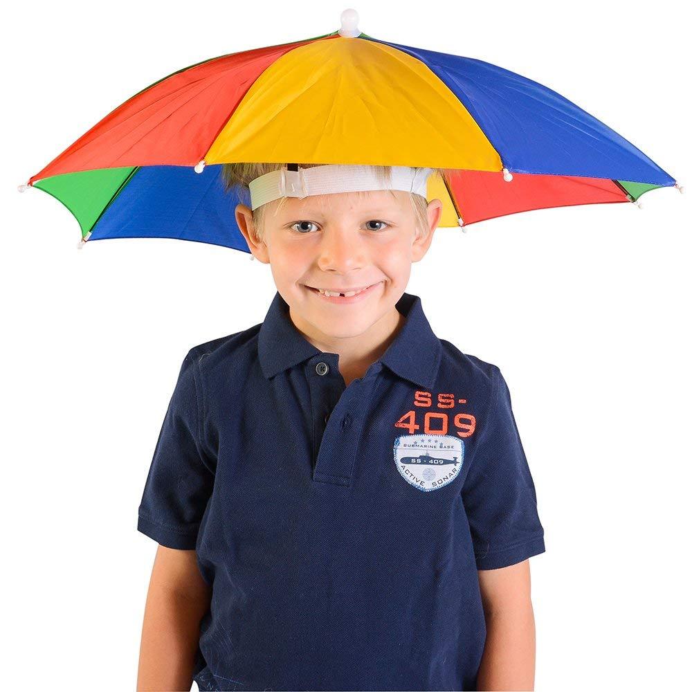 hat umbrella for kids