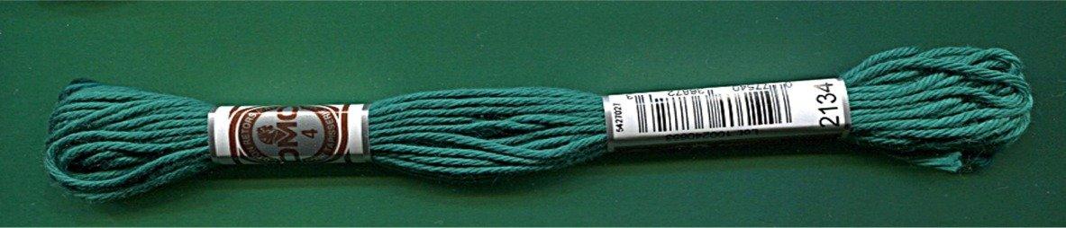 DMC paralume in cotone morbido filo–2134–verde brillante