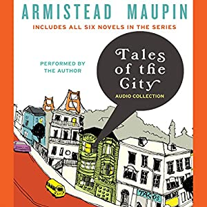 Tales of the City Audio Collection Audiobook