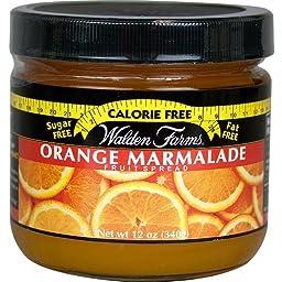 Walden Farms Calorie Free Fruit Spread Orange Marmalade -- 12 oz