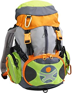 Amazon.com : Deuter Kids Fox 30 Hiking Backpack (Fire/Arctic ...