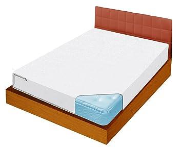 Amazon Com Bed Bug Blockade Mattress Cover Twin Home Kitchen